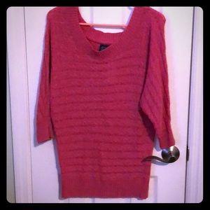 Pink American Eagle sweater size medium